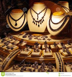 The Most Beautiful Jewelry Store in the World.
