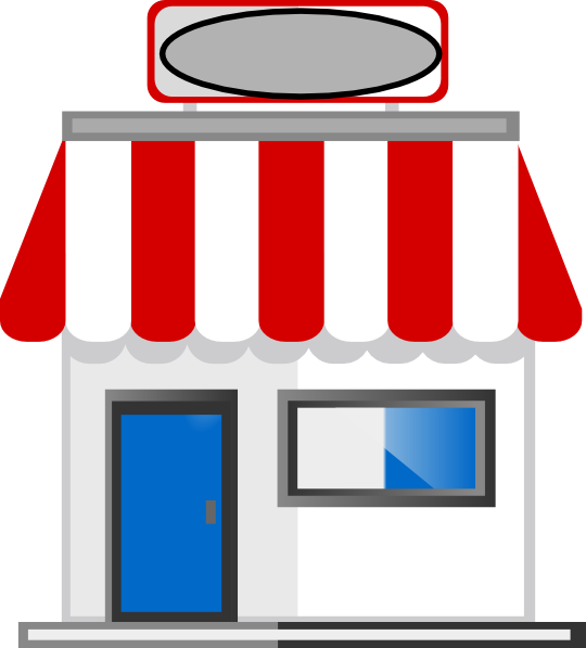 Storefront 20clipart.