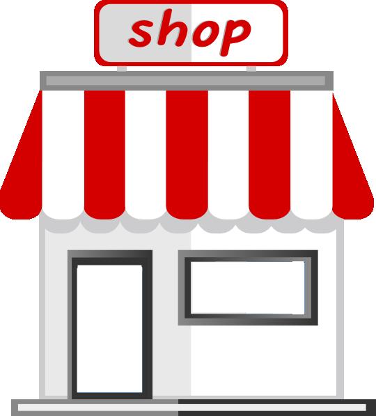 Store Front Clip Art at Clker.com.