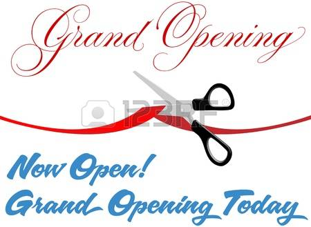 2,451 Grand Opening Stock Illustrations, Cliparts And Royalty Free.