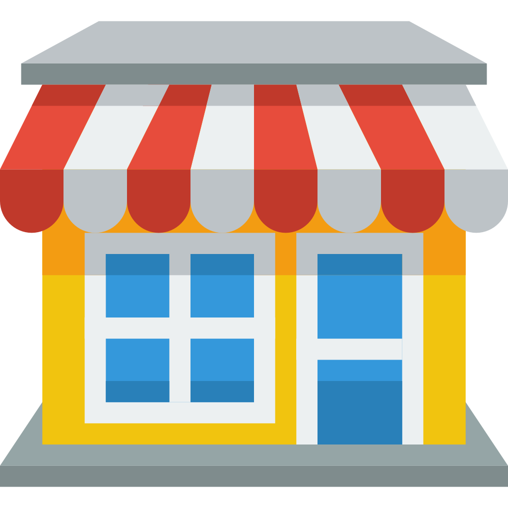 Shop Icon Png #175739.