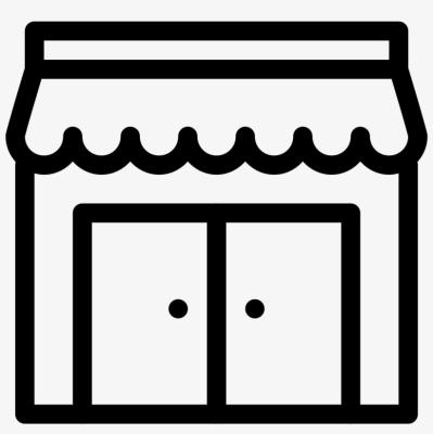 Storefront PNG.