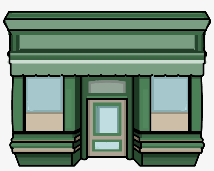 General Store Front Furniture Icon Id 985.