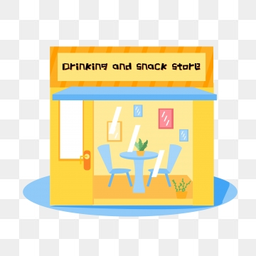 Storefront PNG Images.