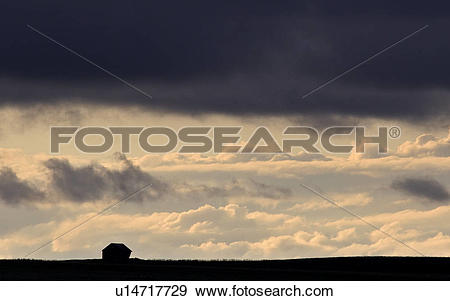 Stock Photograph of southern, skies, scenic, storm, approaching.