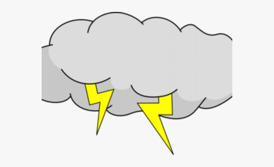 Lightning Clipart Hurricane.