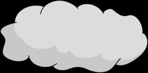 Storm Cloud Clip Art at Clker.com.