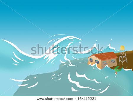 Tsunami and Storm Surge.