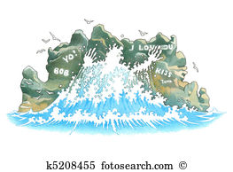 Storm surge Illustrations and Stock Art. 39 storm surge.