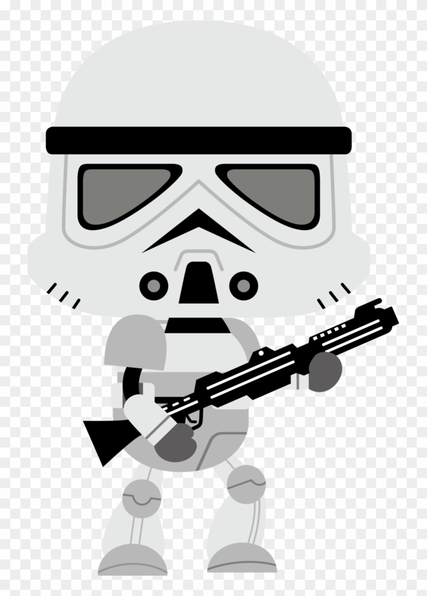 Storm Trooper Png.