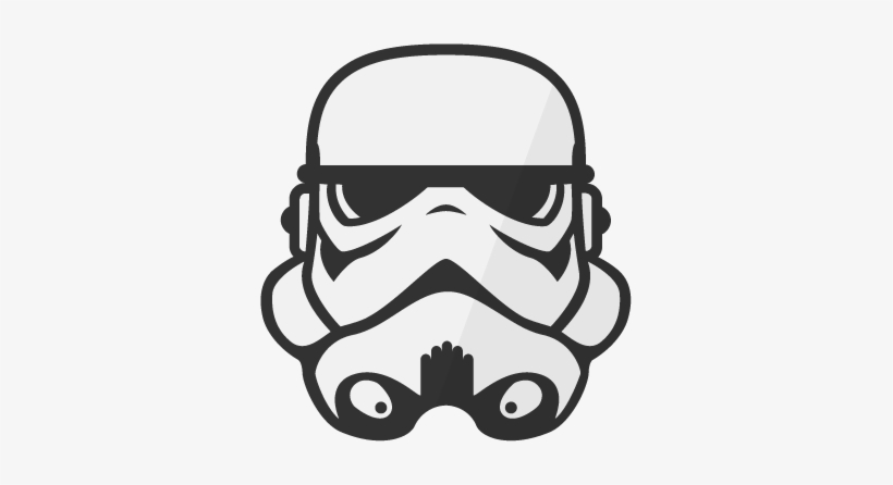 Star Wars Clipart Face.