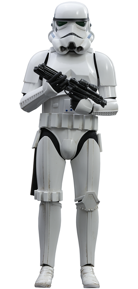 Star Wars Stormtrooper Deluxe Version Sixth Scale Figure by.