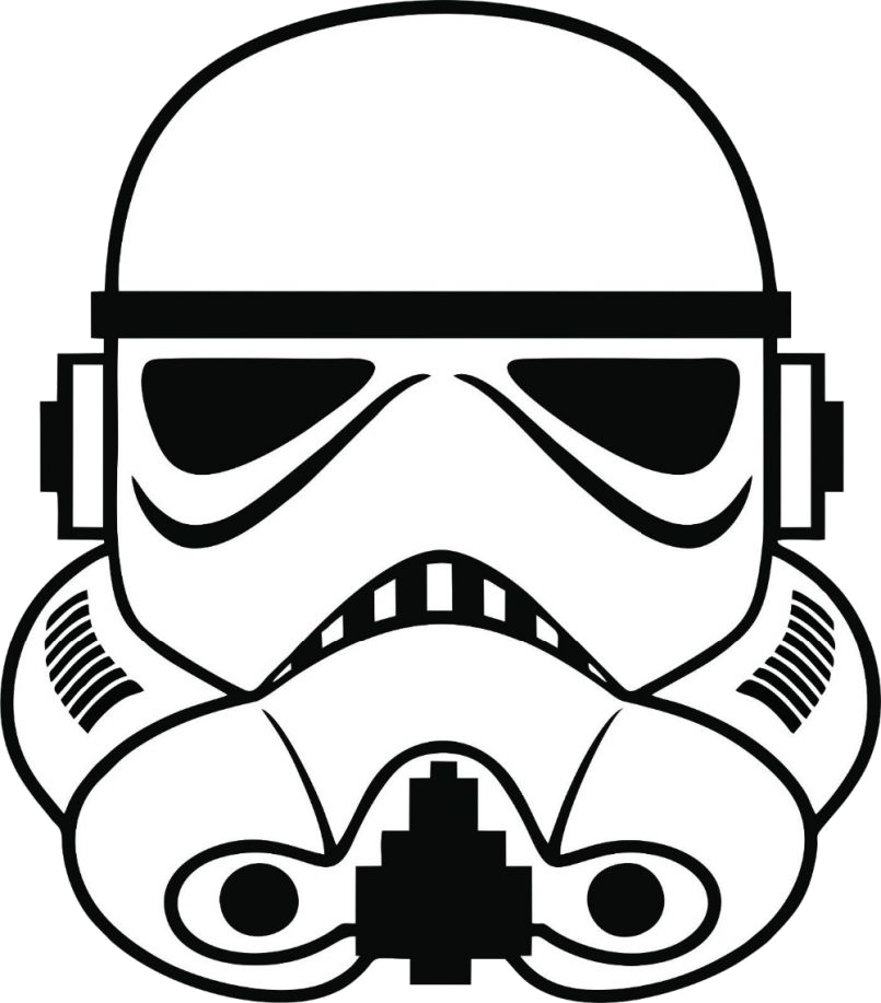 Stormtrooper Clipart Drawing Helmet At Getdrawings Png.