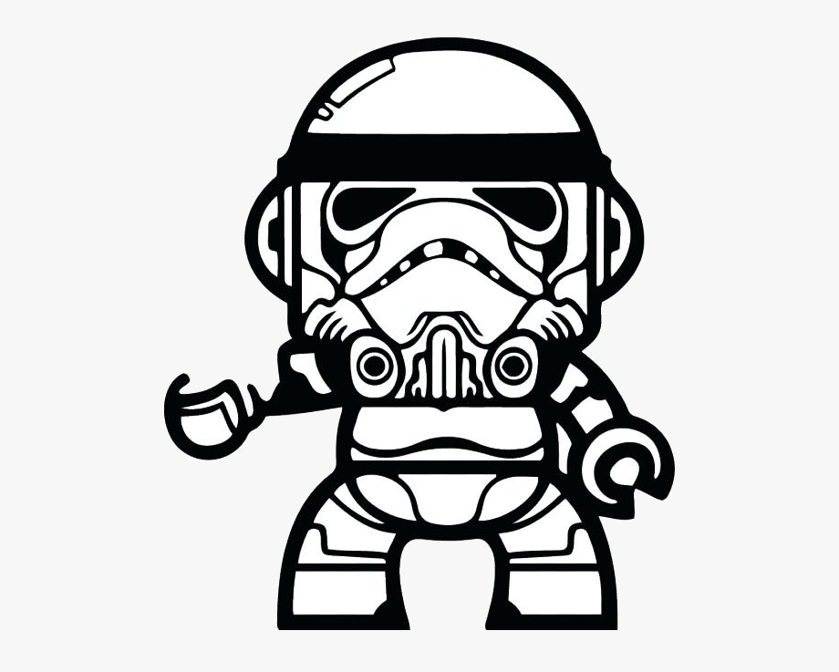 Stormtrooper Clip Art Flash Memory Firmware Helmet.