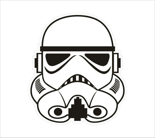 Storm Troopers clipart.