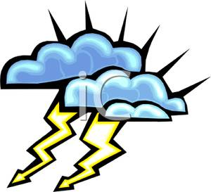 Stormy Clipart.