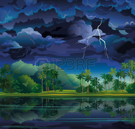 2,733 Stormy Sky Cliparts, Stock Vector And Royalty Free Stormy.