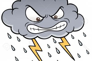 Stormy weather clipart 2 » Clipart Station.