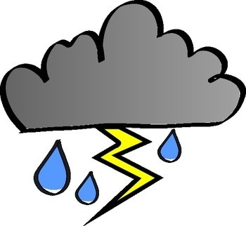 Stormy weather clipart 3 » Clipart Portal.