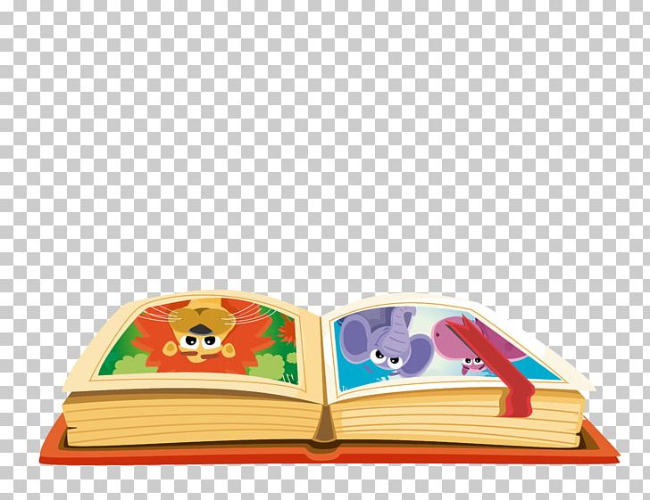 Kids Stories Book Children\'s Literature Fairy Tale PNG.