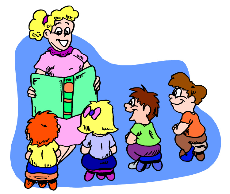Story Time Clip Art Cliparts.