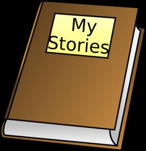 My Stories Clip Art at Clker.com.