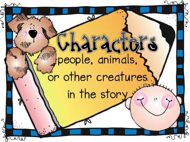 Elements Of A Story Clipart.