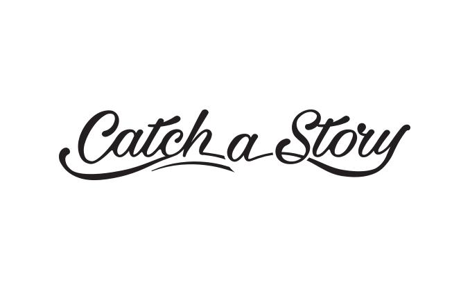 Logo Catch a Story.