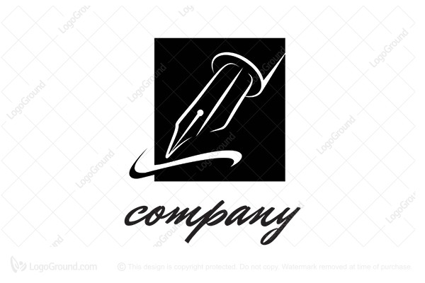 Exclusive Logo 69363, Ink Story Logo.