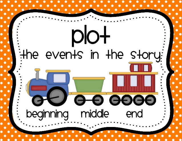 Story Setting Clipart.