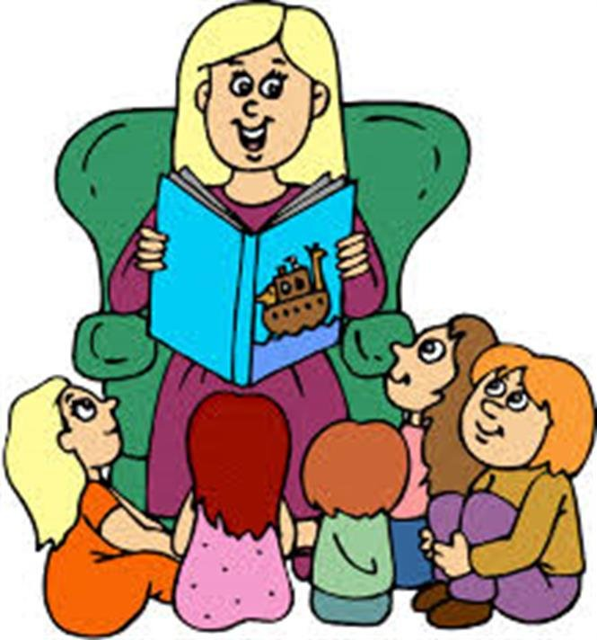 Interactive Story telling for kids 4 years old.