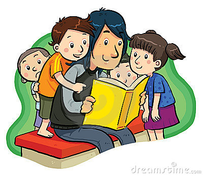 Story telling clipart 6 » Clipart Station.
