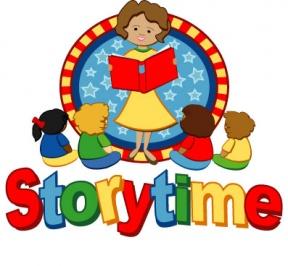 Storytelling Clipart.