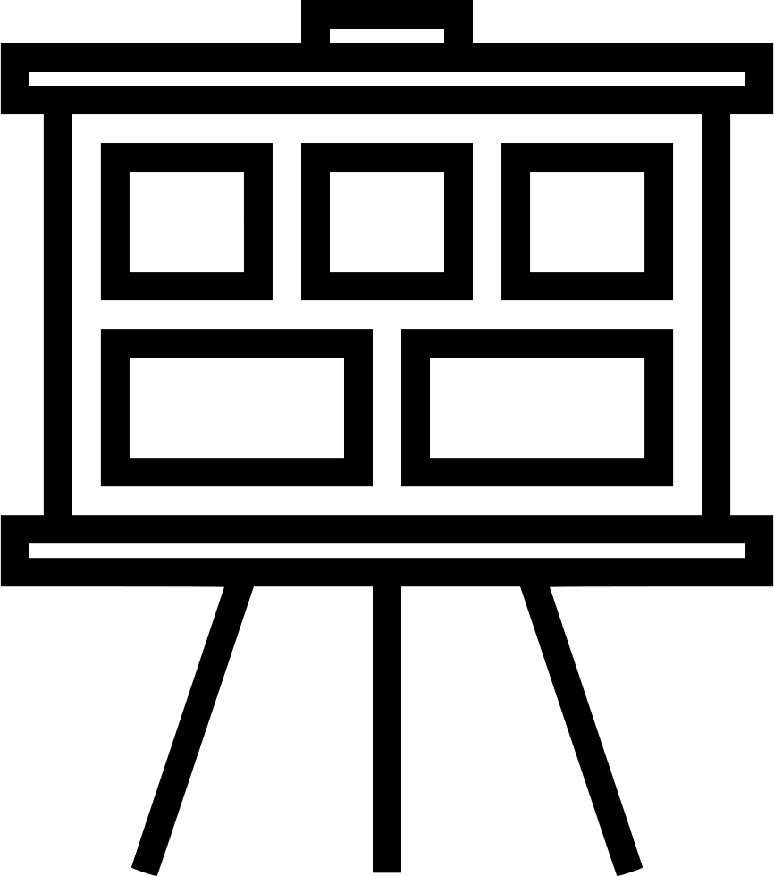 Storyboard Svg Png Icon Free Download (#467922.