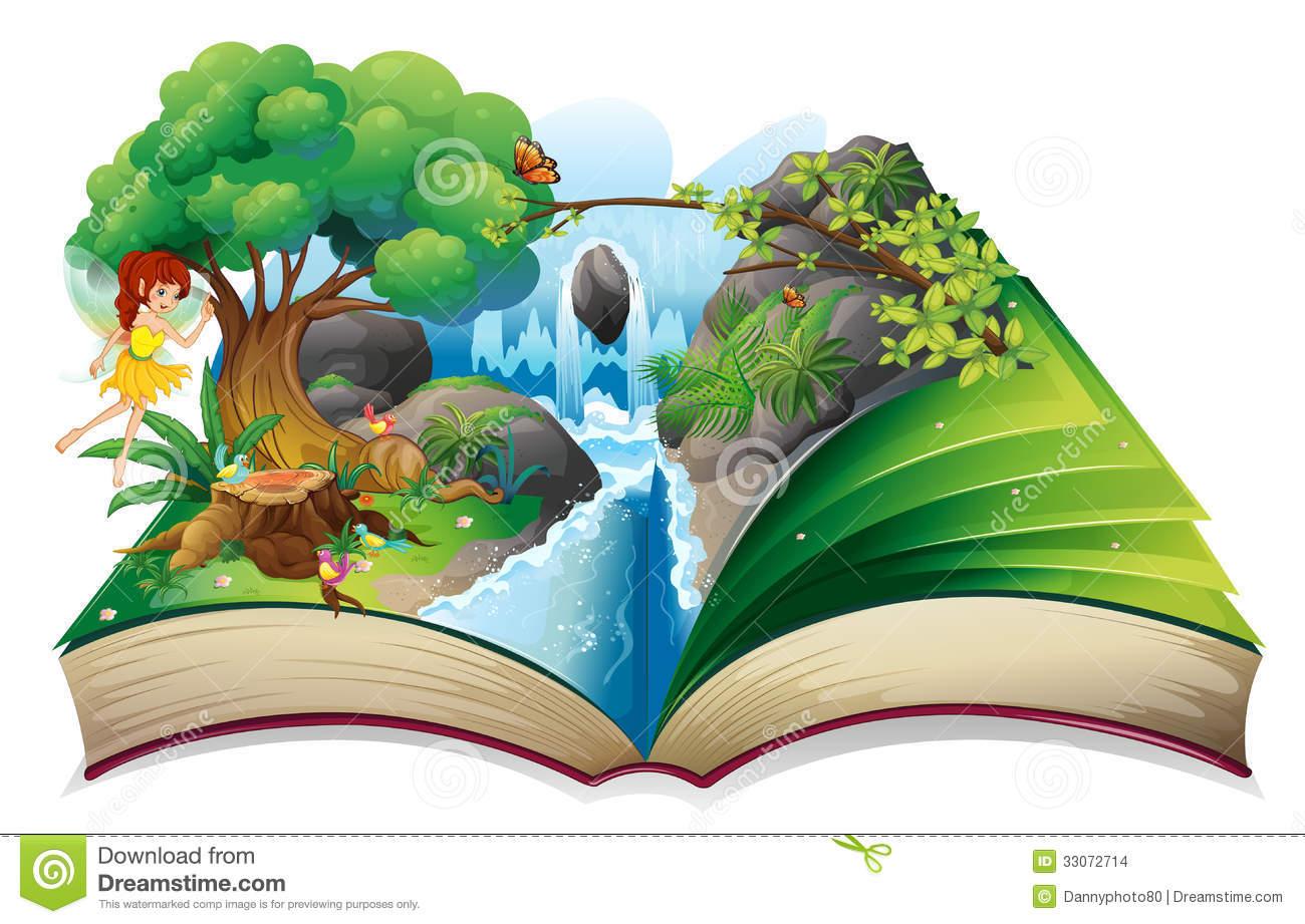 Storybook Stock Illustrations.