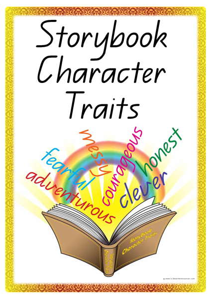 Pictures Of Storybook Characters.