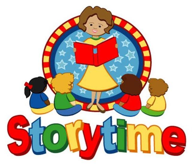 Storyteller Clipart.