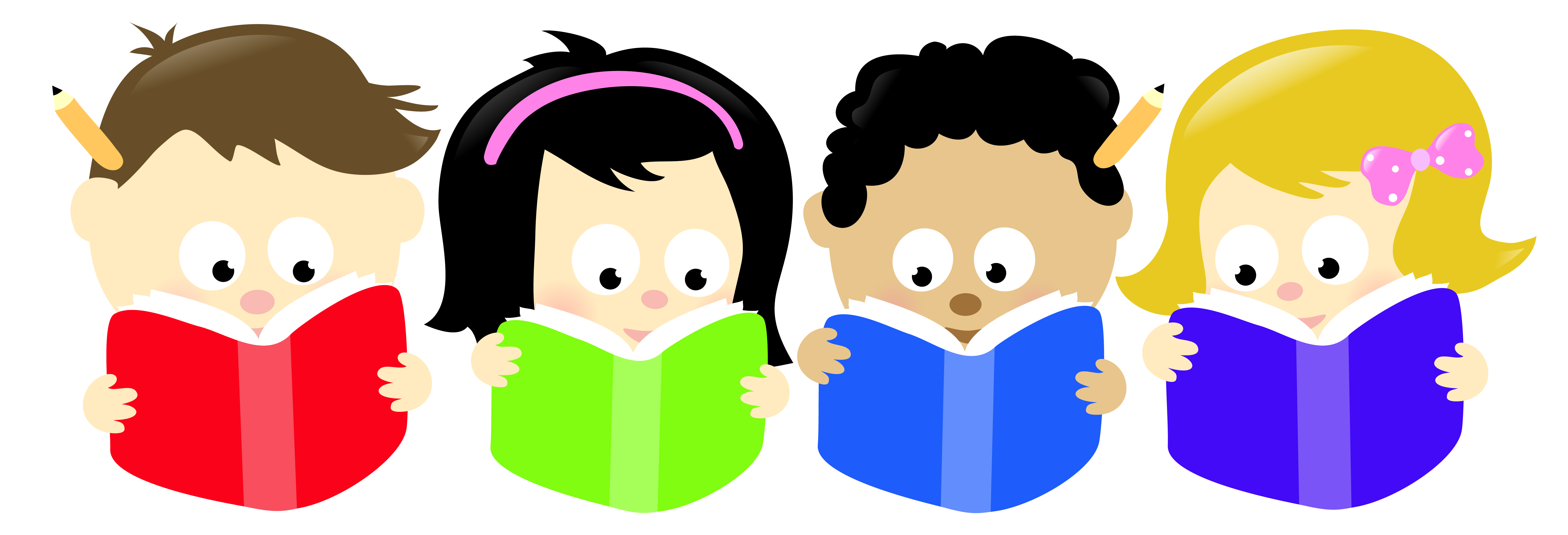 Storytime Clipart.