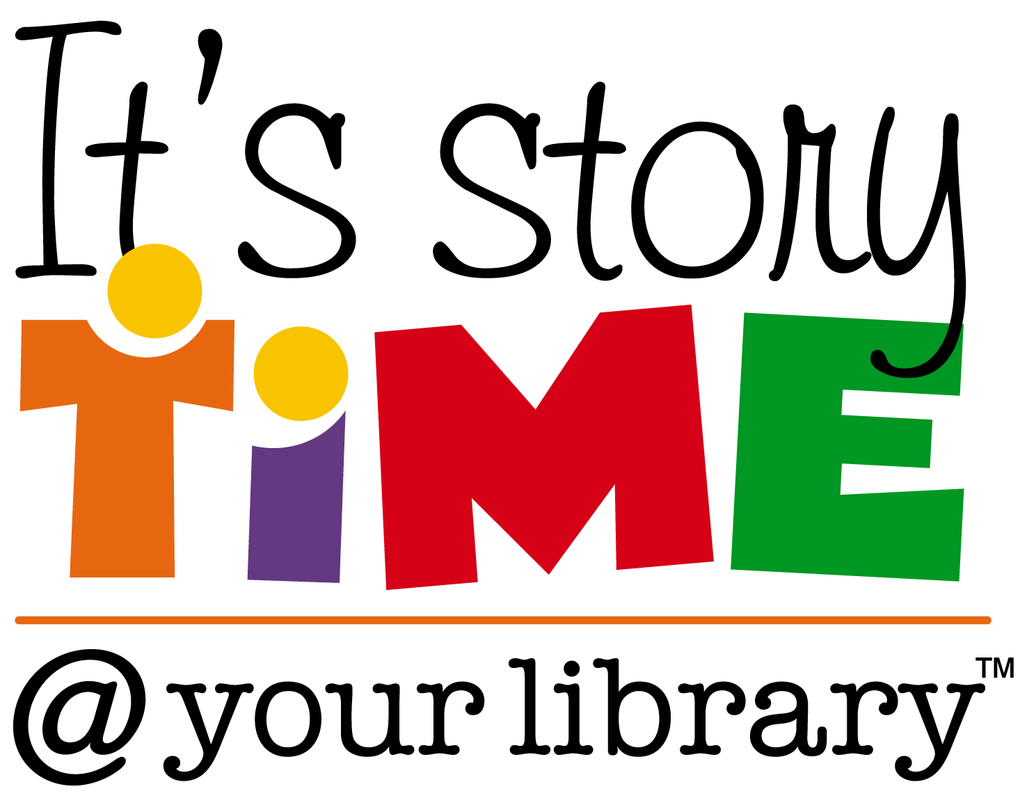 Story Time Clipart.
