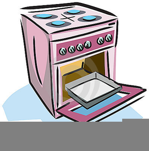 Stove Top Clipart.