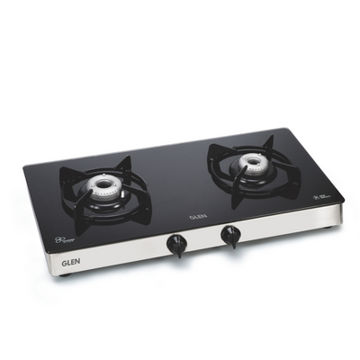 Glen 2 Burner LPG Gas Glass Stove 1024 GTXL.