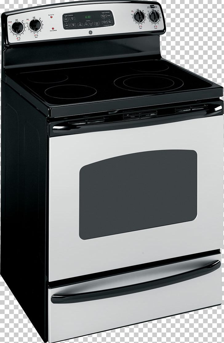 Electric Stove Kitchen Stove General Electric Oven PNG.