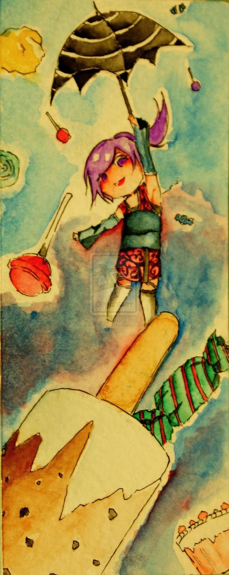 sweet rain by ~sora.
