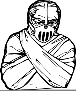 Straight Jacket Clipart.
