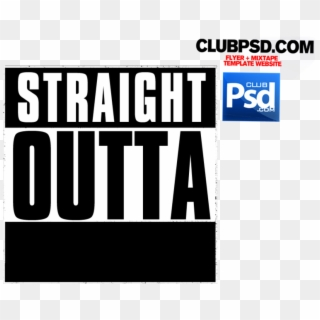 Free Straight Outta Compton Logo PNG Images.