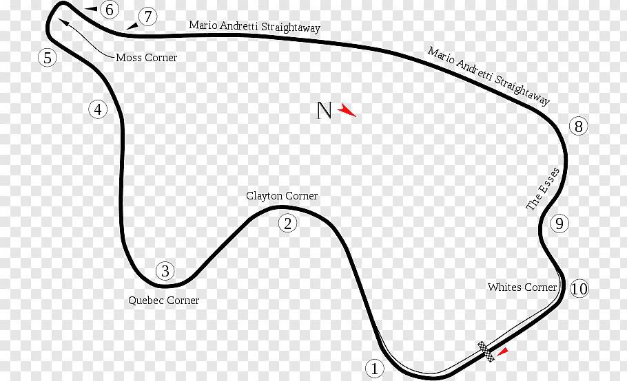 Park, Canadian Tire Motorsport Park, Formula 1, Race Track.