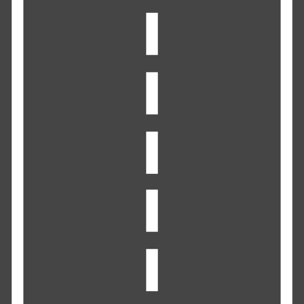 Straight Road Clipart.