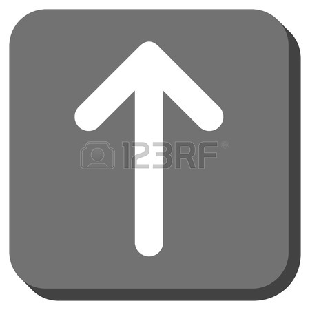 Showing post & media for Cartoon arrow pointing straight.