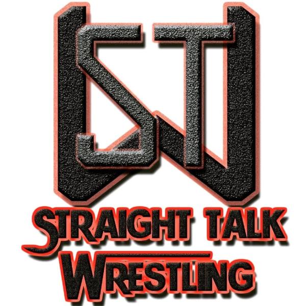 Straight Talk Wrestling.