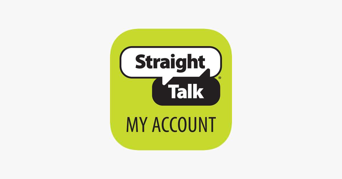 Straight Talk My Account on the App Store.